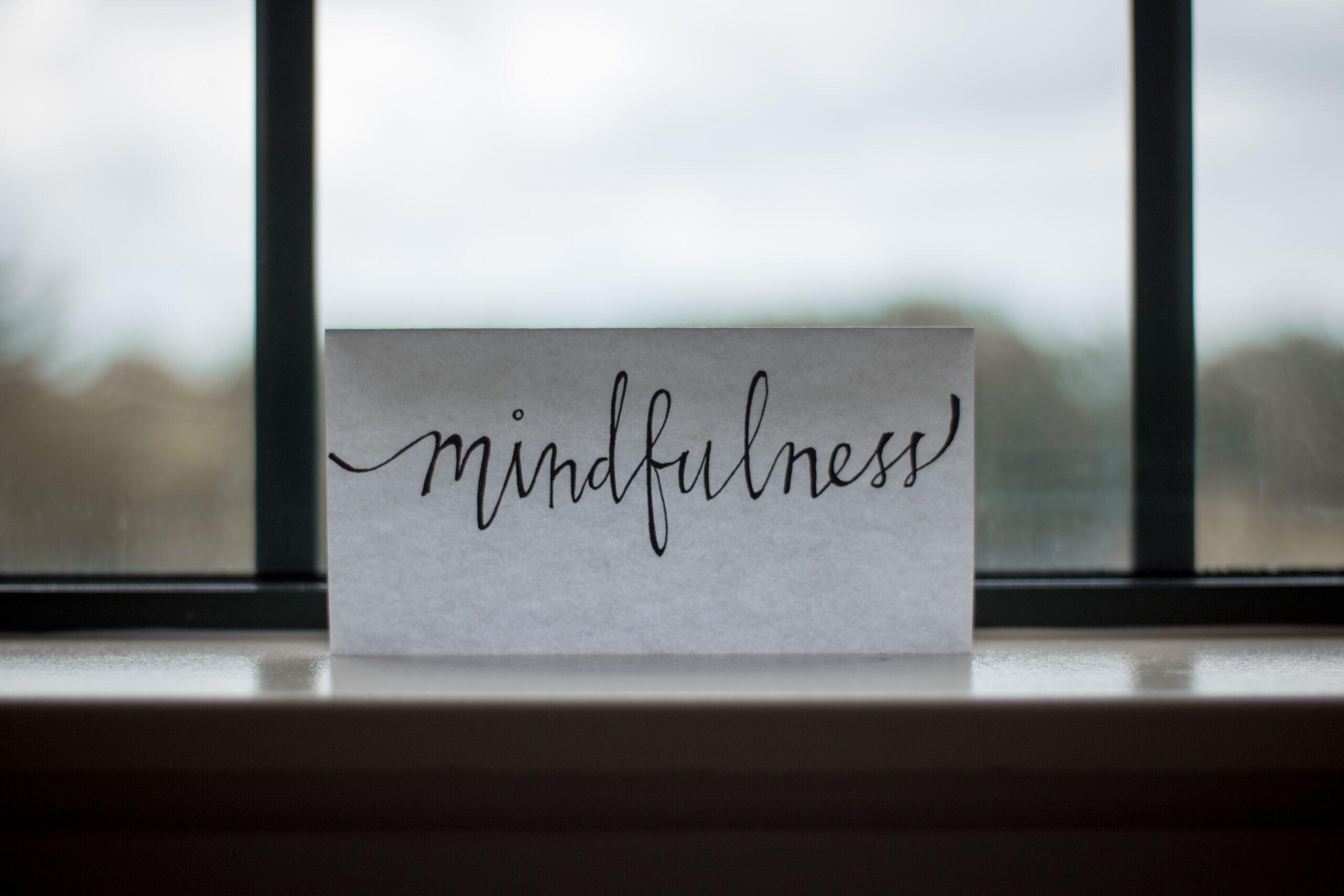 Mindful eating czyli kilka słów o jedzeniu intuicyjnym