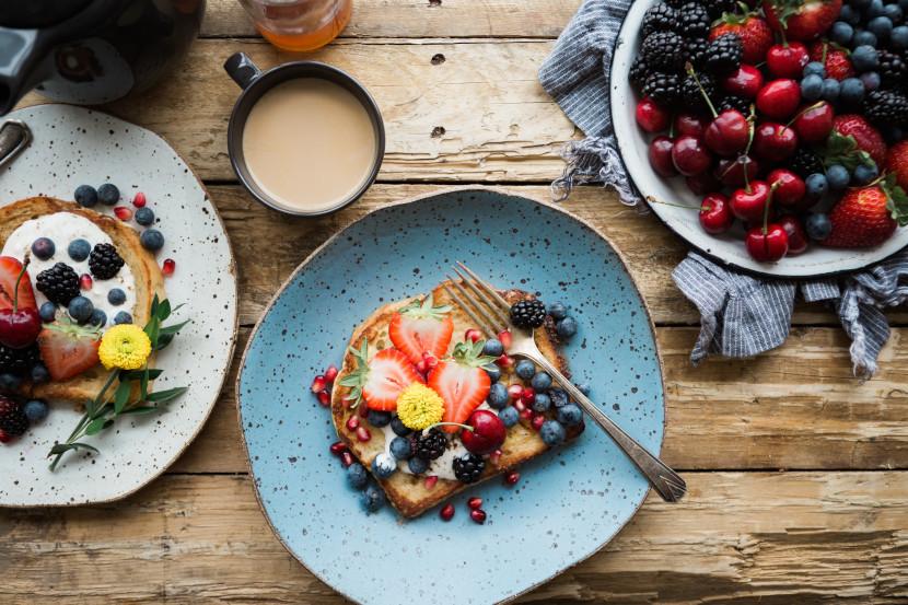 5 zasad dobrego śniadania