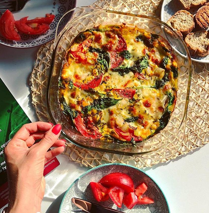 Frittata – szybkie i proste danie kuchni włoskiej