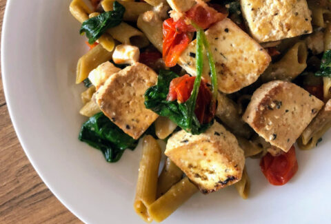tofu-makaron