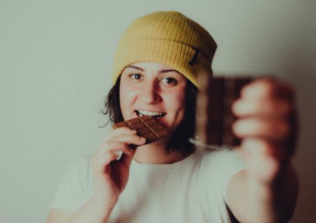 Kiedy chcesz schudnąć ale też chcesz jeść czekoladę… O dysonansie słów kilka