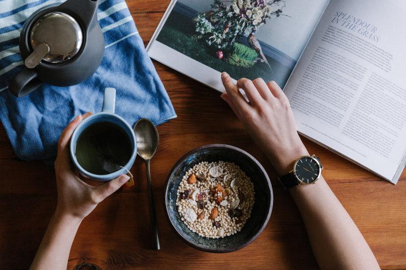 Jak budować nawyki żywieniowe