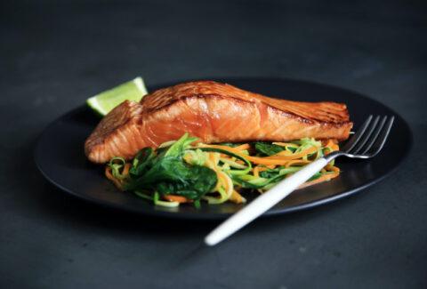 Kwasy omega-3 w diecie